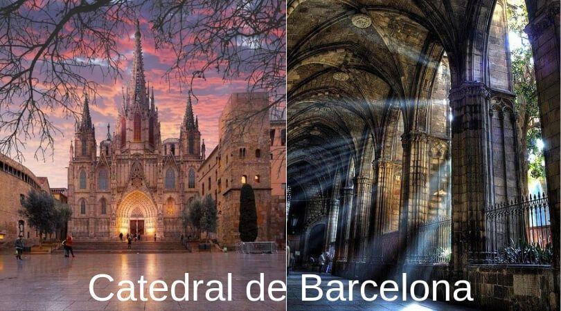 Catedral de Barcelona - Barcelona frases