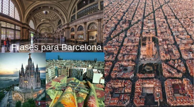 Frases para Barcelona - Barcelona frases