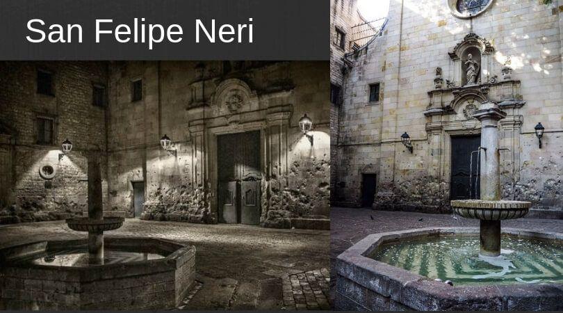 San Felipe Neri - Barcelona frases