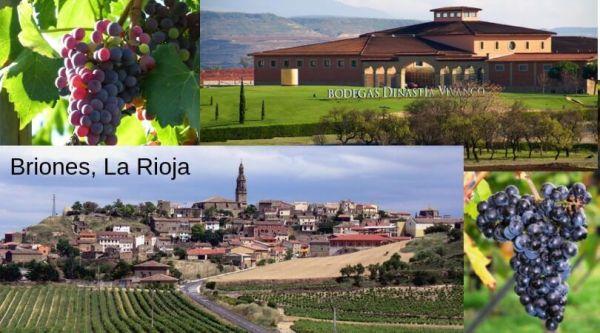 Briones La Rioja - Copas con frases
