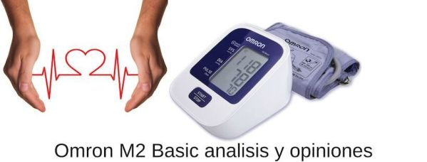 Omron M2 Basic analisis y opiniones