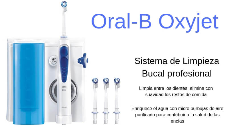 Oral B Oxyjet opiniones
