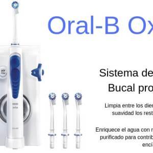 Oral-B Oxyjet Sistema de Limpieza bucal