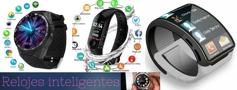 relojes inteligentes baratos y buenos