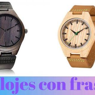 relojes con frases, venta online