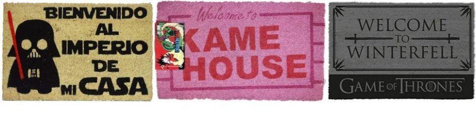 alfombras entrada casa originales
