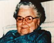 Bernice Martin