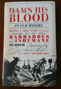 Damn his blood - Peter Moore