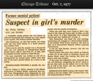 Chicago Tribune, Oct 7, 1977