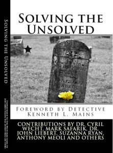 Book Cover Solving the Unsolved by the AISOCC