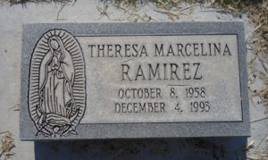 Theresa Marcelina Appel Ramirez/Find-a-Grave