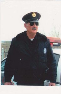 Officer Dale Claxton, Courtesy of Cortez Police Department