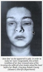 Pulaski County Jane Doe 1981
