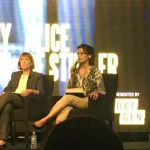 CrimeCon CD panel Alice de Sturler