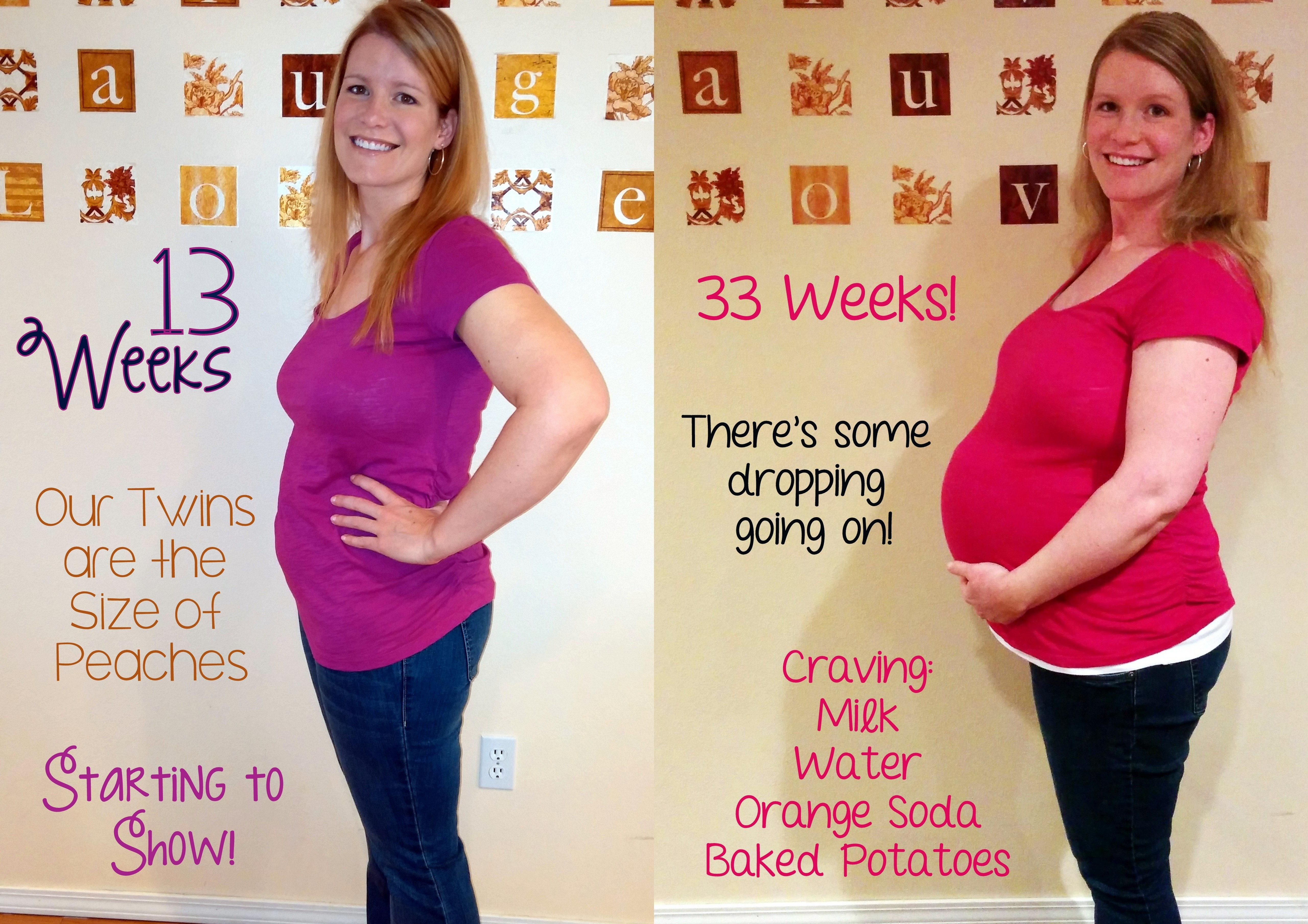 13-33 weeks