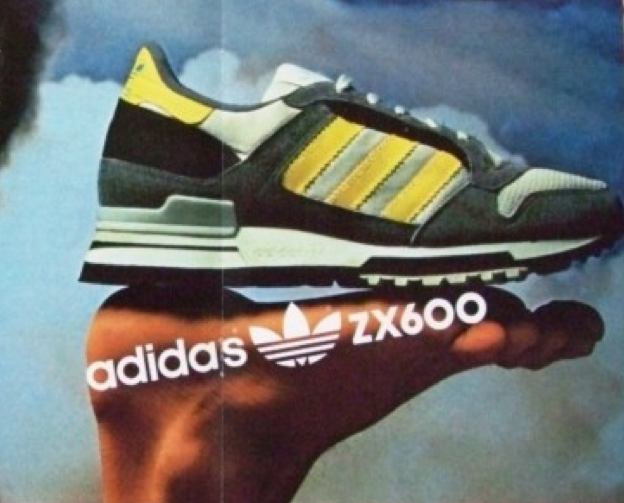 ec3c48db8f239 ... netherlands adidas zx 600 running shoe 1986 defy. new york  sneakersmusicfashionlife. 663be 1c2b5