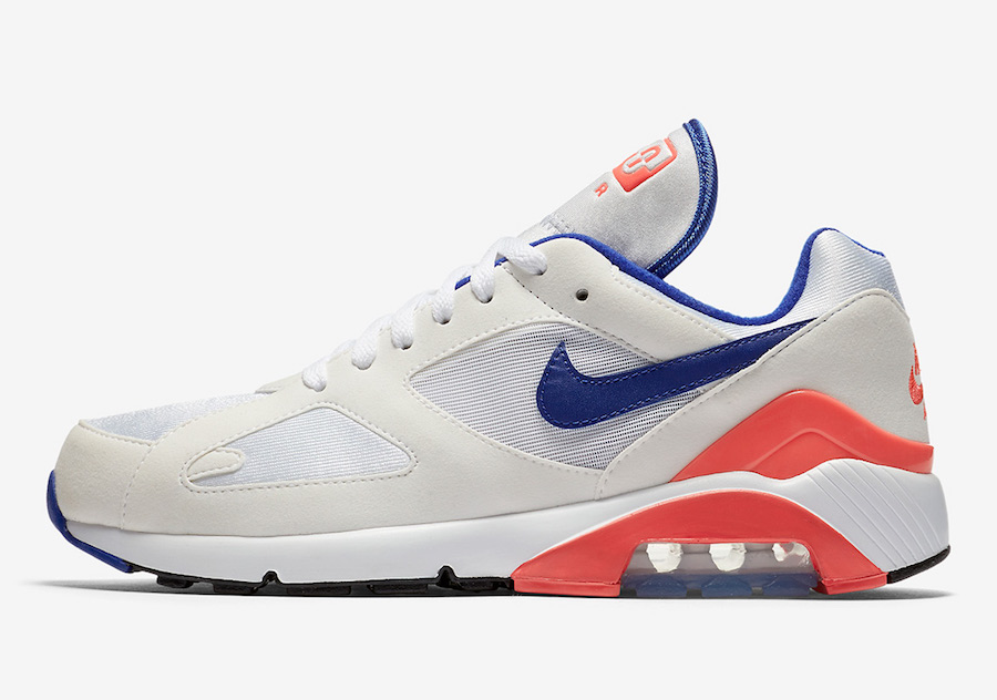 THE NIKE AIR MAX 180 OG ULTRAMARINE IS BACK FOR 2018 BUT