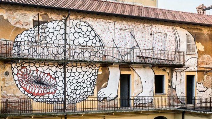 BLU | Il gigante della street art