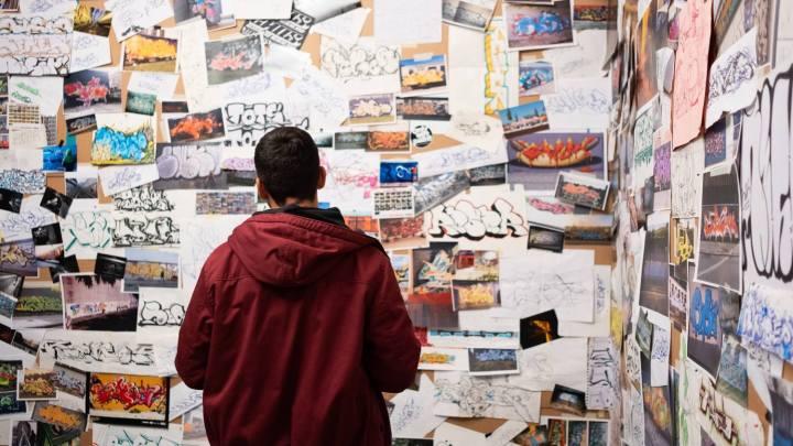 WALL-PAPER | Il graffiti-writing è storia