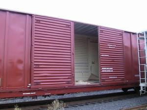 BoxcarOpenDoor