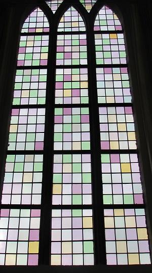 Kerk oldebroek de glazen zee - Geloof glas ingerichte ...