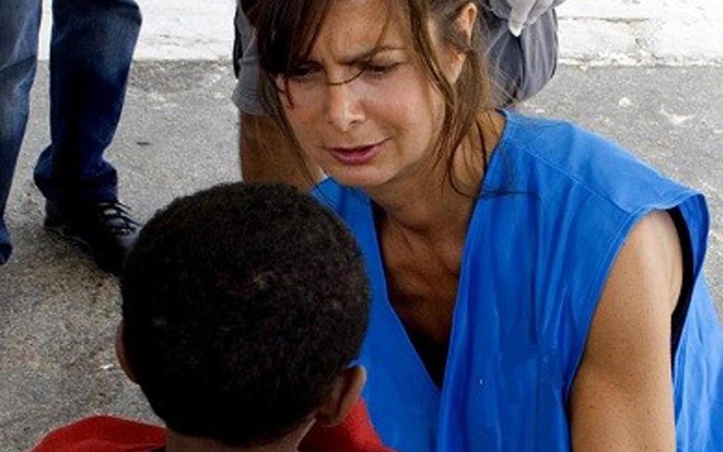 Croce Rossa: sappiamo da che parte stare.
