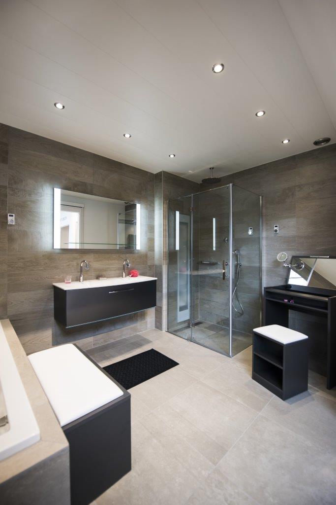 Badkamer Plafond Aluminium : Aluminium plafond voor uw badkamer de graaf bv