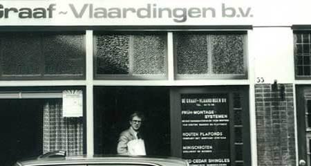 Historie De Graaf - Callenburgstraat Vlaardingen