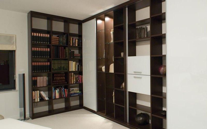 Moderne Boekenkast Op Maat
