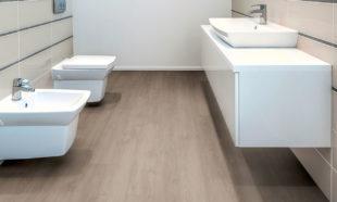 De Graaf BV - Eenvoudig de badkamer opknappen met een PVC vloer