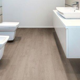 De Graaf BV - Eenvoudig de badkamer opknappen met een PVC vloer - De ...
