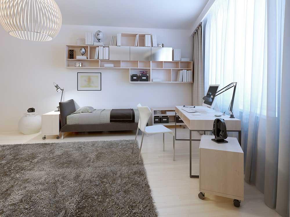 Slaapkamer inrichten met klein budget de graaf bv