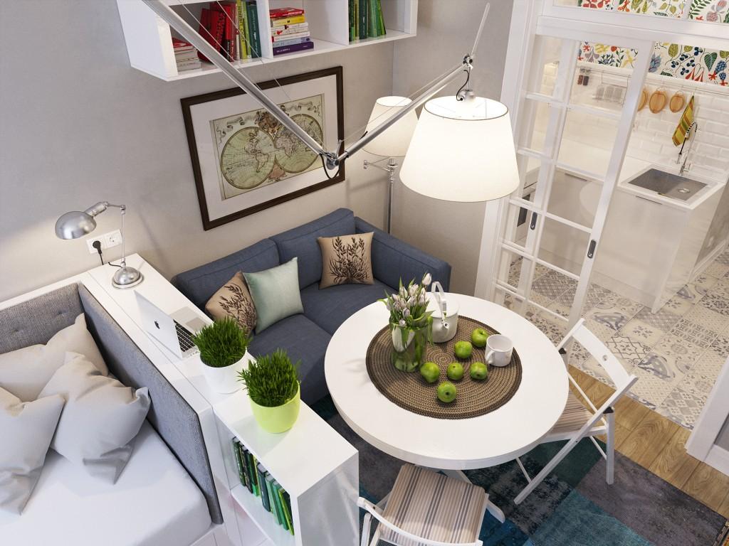 Inrichten Klein Huis : Het functioneel inrichten van een klein huis u interieur