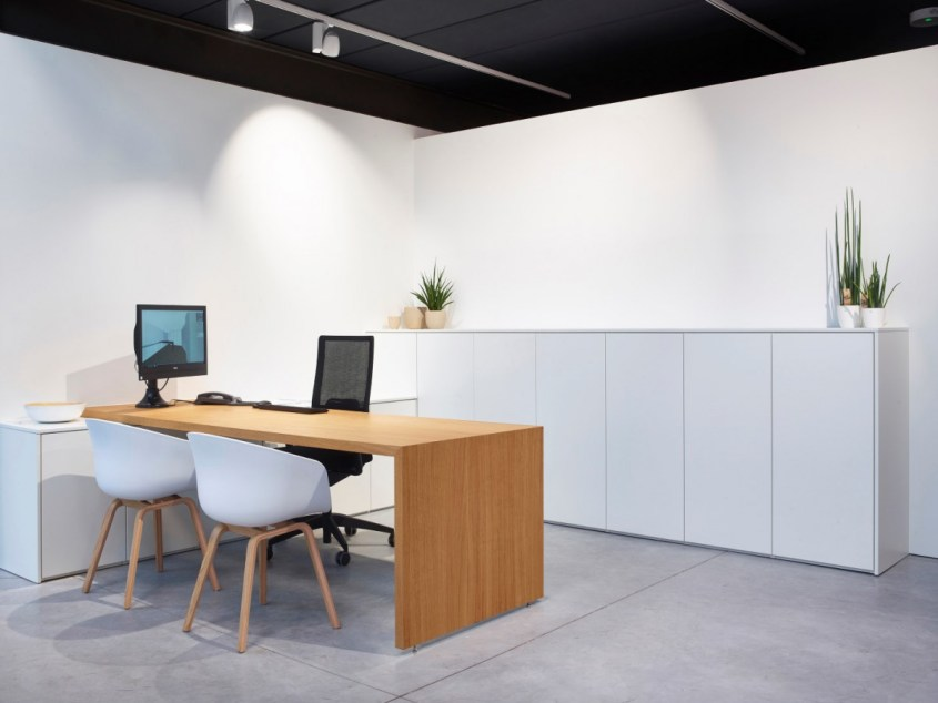 Kantoorinrichting op maat - De Graaf BV, kantoorkasten op maat