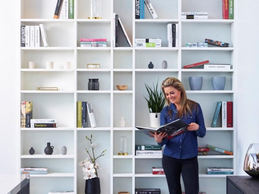 boekenkasten op maat gemaakt welke sfeer kiest u