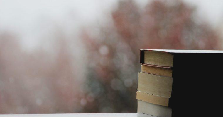 Mijn jaaroverzicht in boeken – 2018