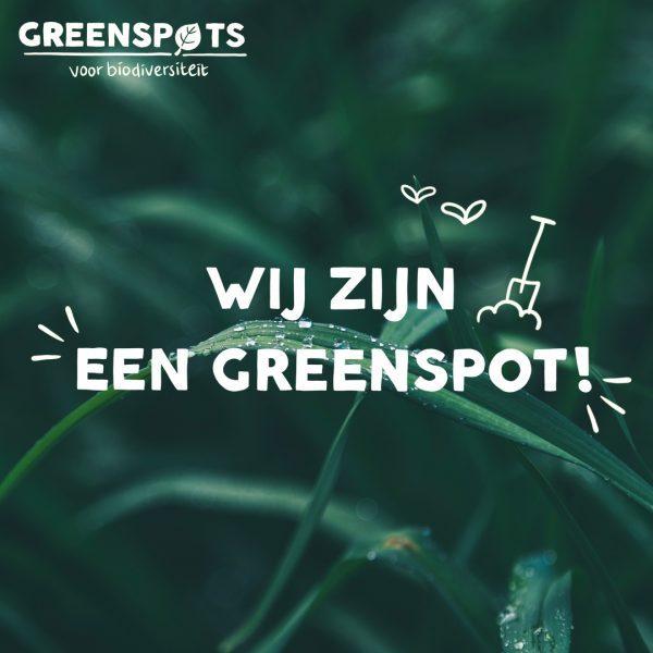 Greenspots zijn plekken in Noord-Holland waar actief de lokale biodiversiteit wordt gestimuleerd.