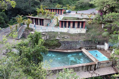 Balneario Ojo de Agua, San Martín Jilotepeque, Guatemala