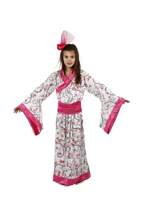 Tunique Chinoise Enfant