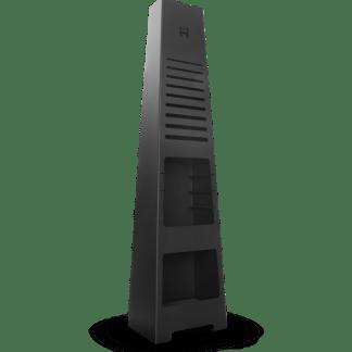 hitze torre tuinhaard