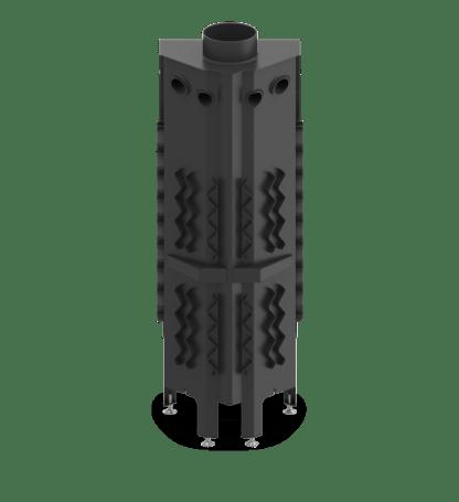 Hitze Albero 14 SV draaideur
