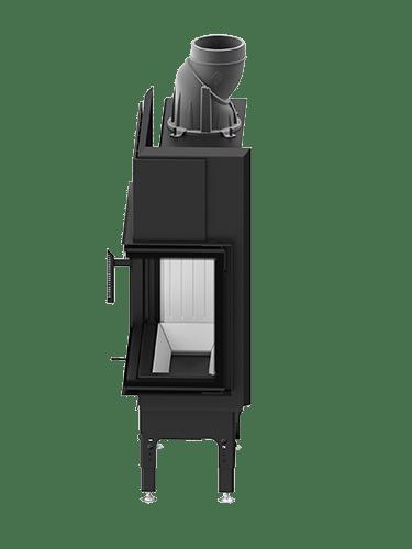 Hitze HST 59x43 R draaideur