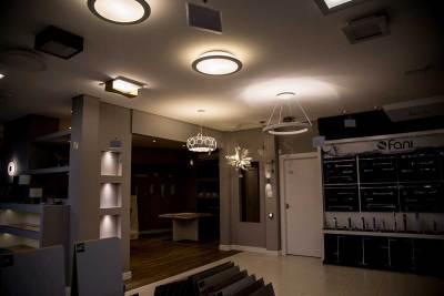Iluminação de Interiores