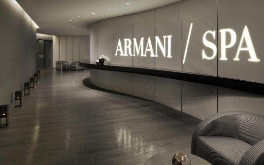 Spa Armani é um dos espaços de bem-estar no Burj Khalifa
