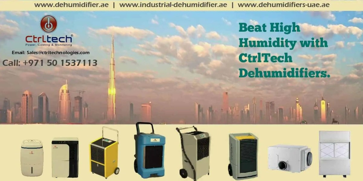 Dehumidifier UAE; How to find right dehumidifier supplier?