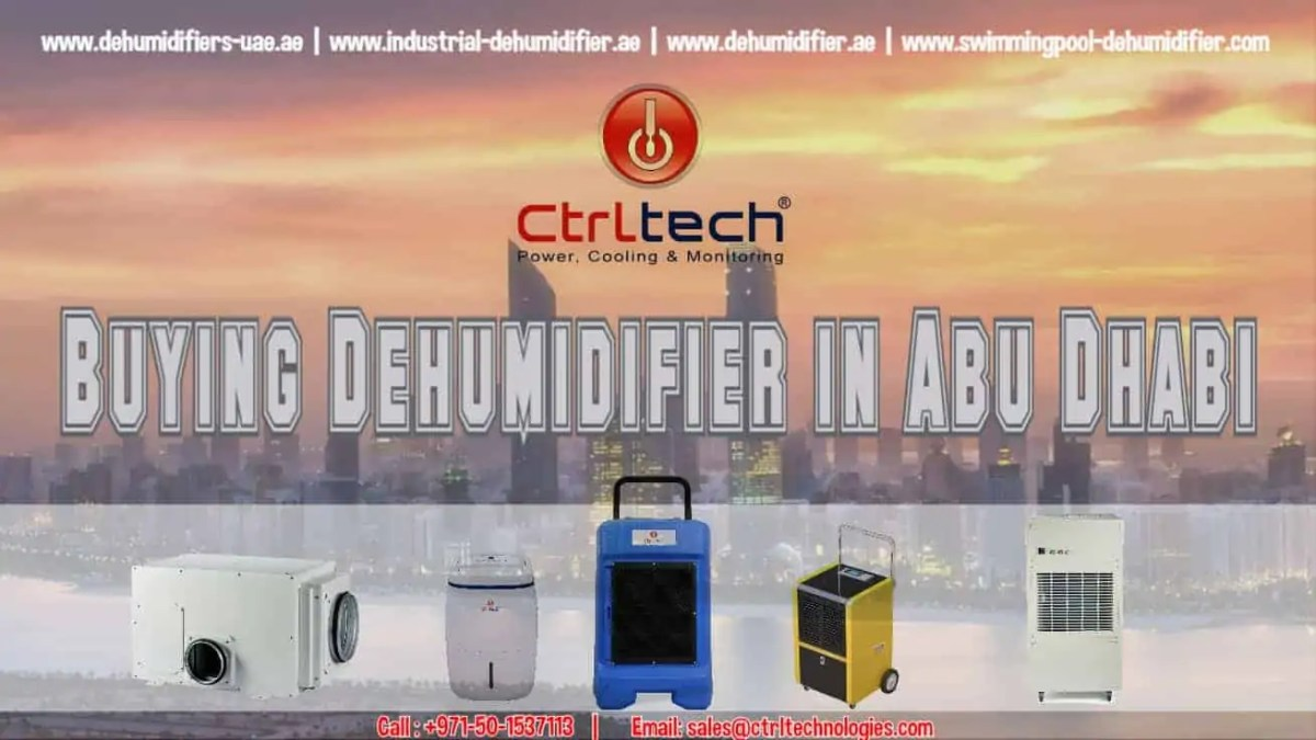 Buying Dehumidifier in Abu Dhabi; Tips for dehumidifier.