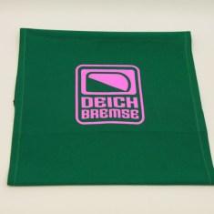 Deichbremse Grün/Neon-Pink