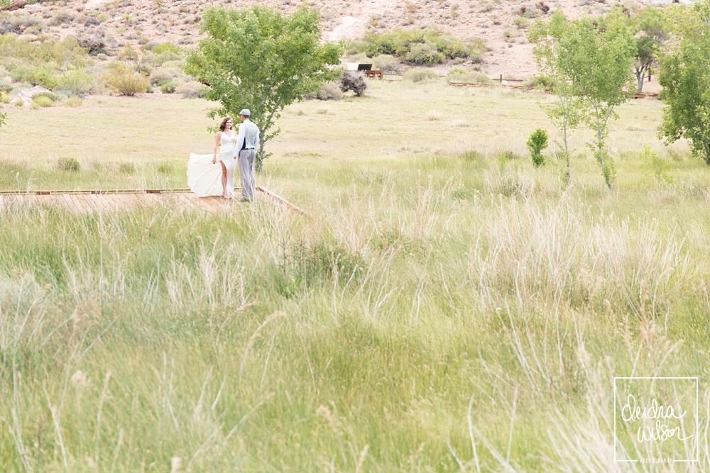 Red Rock - cool Las Vegas wedding venues