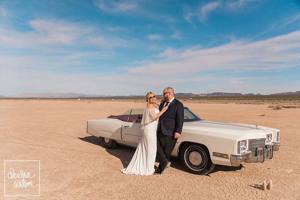 Las Vegas Elopement - Desert Vibes