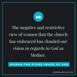 woman image of god